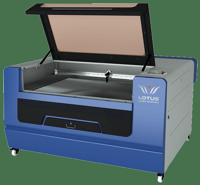 Blu 125 - Large CO2 Laser Plotter
