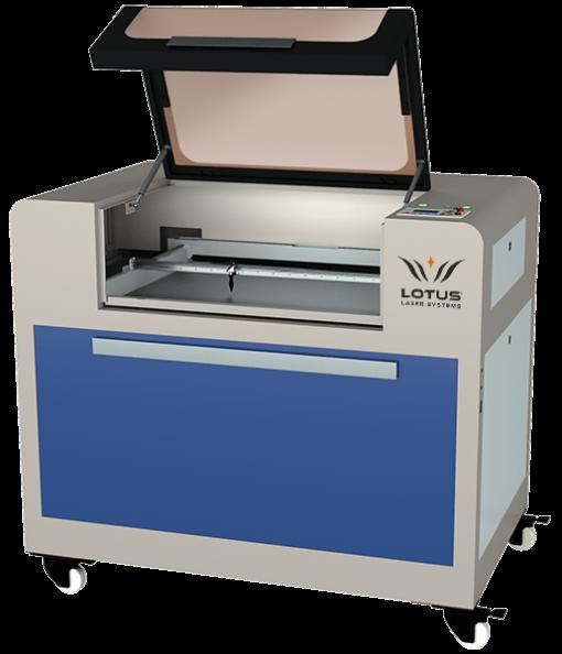 Blu 60 Laser Cutting Machine