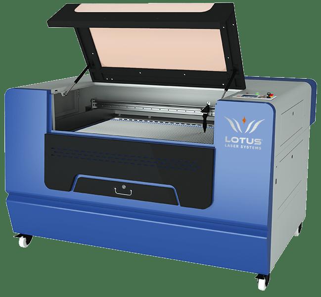 Blu 100 - CO2 Laser Cutter